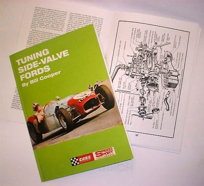 Tuning Side-Valve Fords by Bill Cooper