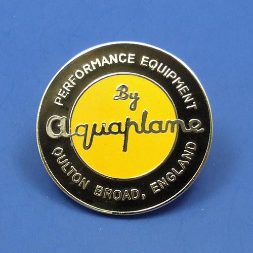Aquaplane badge