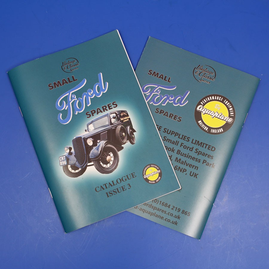 Small Ford Spares Catalogue