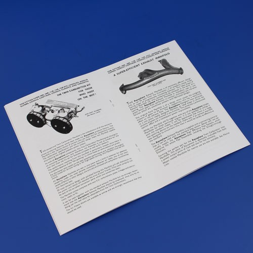 Ford Aquaplane Brochure (reprint)